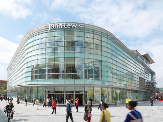 0fad598fd Loja de departamentos John Lewis em Londres