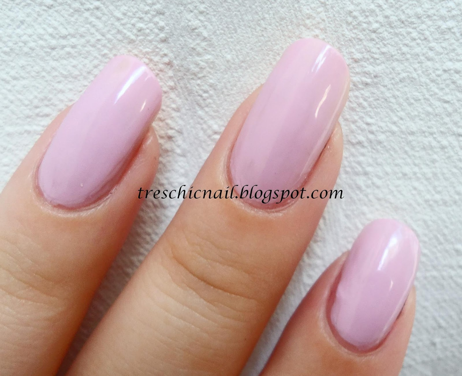 Très Chic Nail: My Newly Rounded Nails