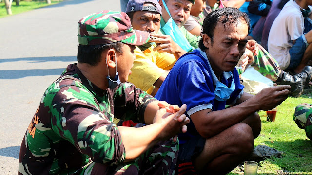 Sertu Rakimin: Perlunya Menjaga Komunikasi Sosial antara TNI dengan Masyarakat