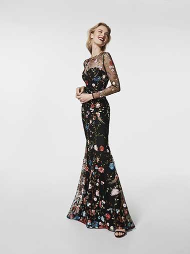 binkelam 39 n karde i pronovias 39 tan 2018 abiye elbise modelleri n koleksiyon. Black Bedroom Furniture Sets. Home Design Ideas