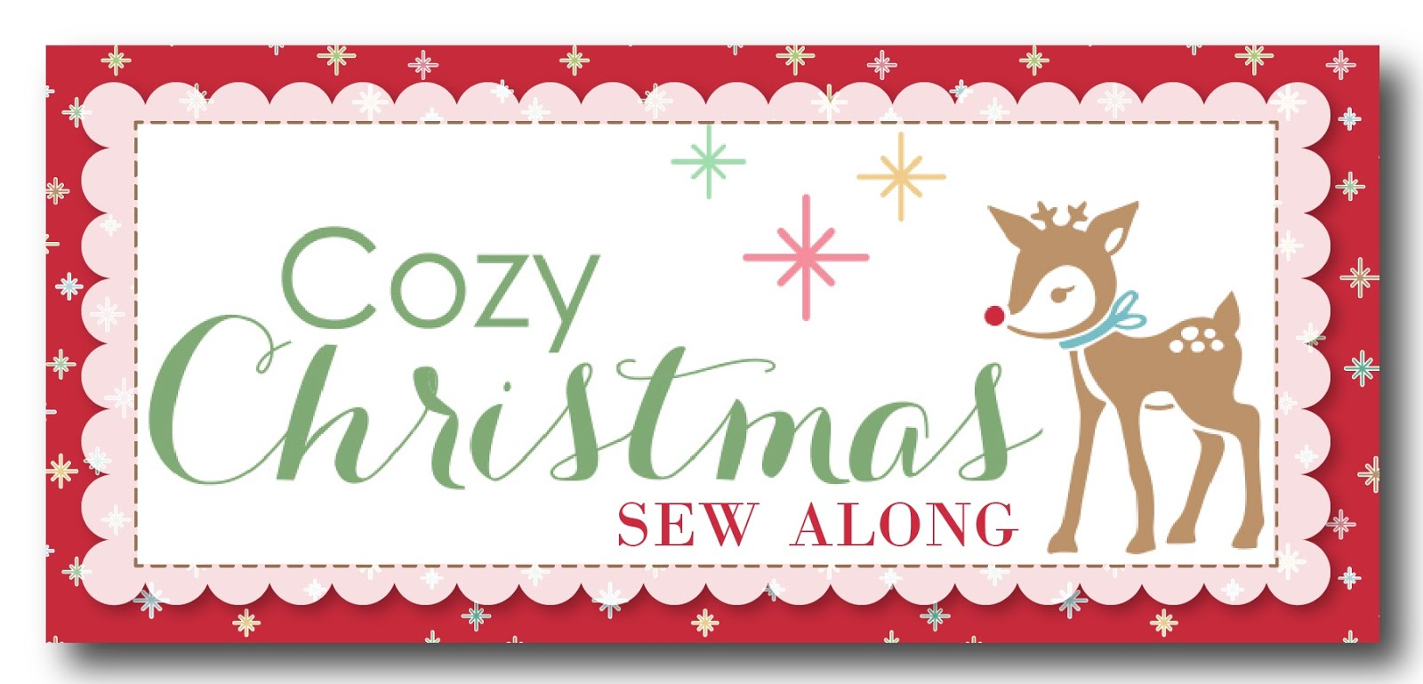 Cozy Christmas Sew Along!!!