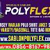 Sablon Polyflex, dan Berbagai Macam Keunggulanya