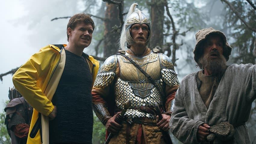 «Последний богатырь: Корень зла» стал хитом новогоднего проката - кассовые сборы уже больше 700 миллионов рублей