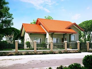 Rumah Modern Sederhana