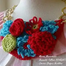 Collar Boutique a Crochet