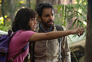 Download Dora and the Lost City of Gold (2019) Hindi Dual Audio 720p BRRip || MoviesBaba