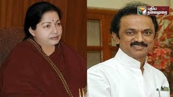 Jayalalithaa thanks Stalin, Assures No Disrespect During Swearing-in Ceremony