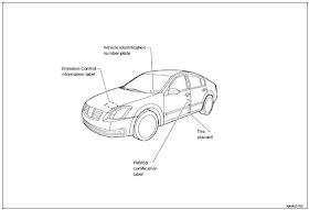 repair-manuals: Nissan Maxima A34 2004 Repair Manual