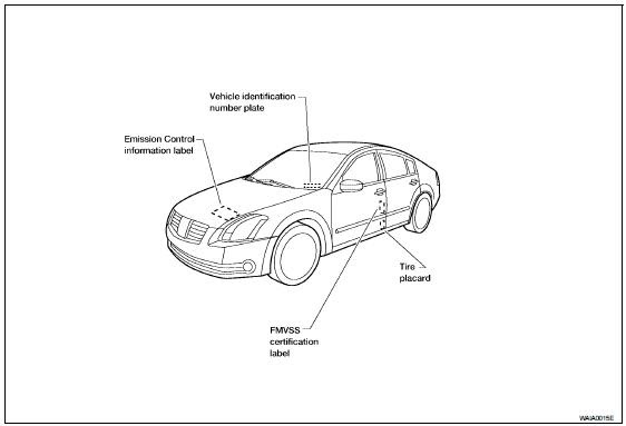 repair-manuals: Nissan Maxima A34 2004 Repair Manual