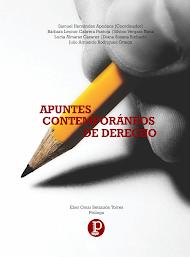"""[LIBRO] """"Apuntes contemporáneos de Derecho"""""""