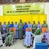 Donor Darah Pada Peringatan HUT Dharma Pertiwi ke-56 dan HUT Persit Ke 74 Kodam IM