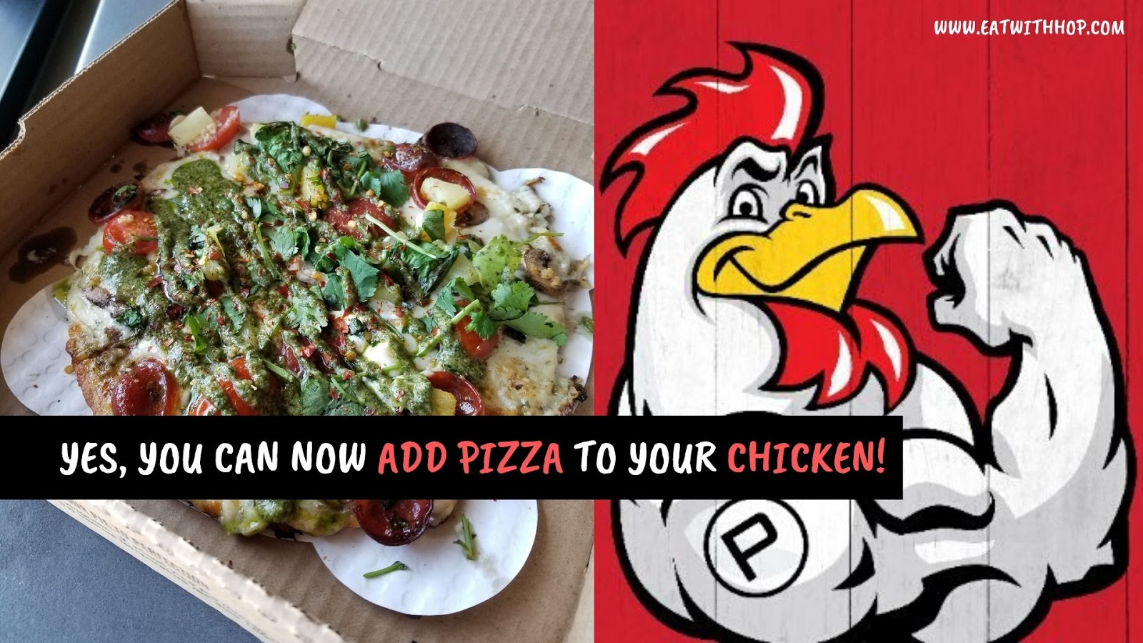 Pieology Now Lets You Add Pizza To Your Chicken and It's Keto-Certified