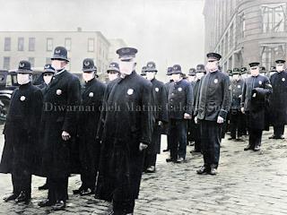 polisi di seattle kala flu spanyol