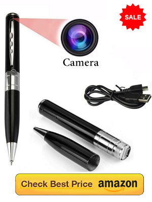 Spy Pen-Mini Hidden Camera Pen