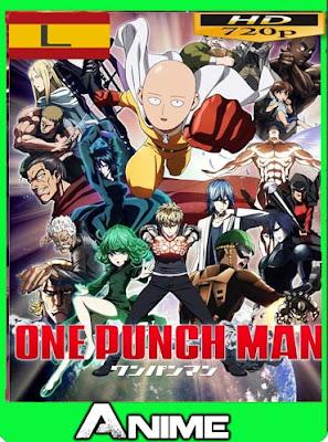 One Punch Man temporada 1 [12/12] HD [720P] latino [GoogleDrive-Mega]dizonHD