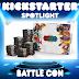 BattleCON: Unleashed Kickstarter Spotlight
