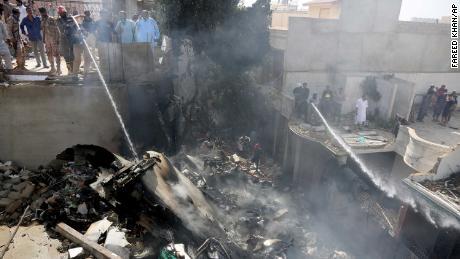 Pakistan Plane Crash - 97 Dead Two Survivors