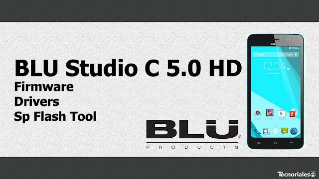 Blu studio c 5.0 hd firmware