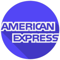 american express colorful icon