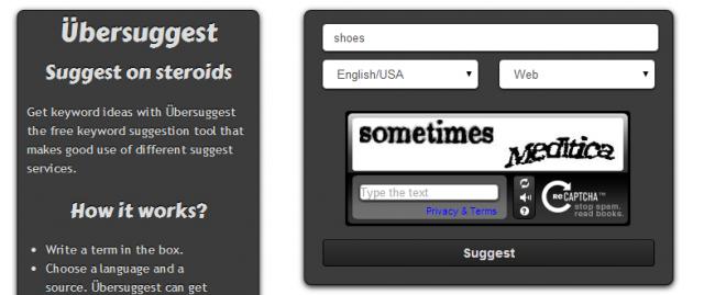Otra aplicacion online para encontrar long tail keywords para tu nicho