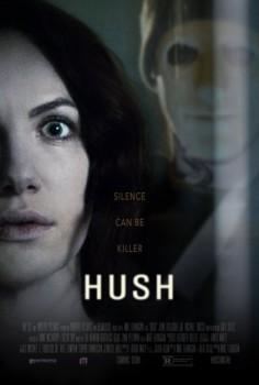 Capa do Filme Hush: A Morte Ouve