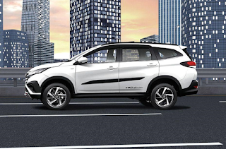 Harga Toyota Rush Jakarta Terbaru 2019