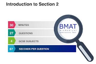 เตรียมตัวสอบ BMAT Section2