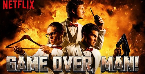 WATCH Game Over, Man! 2018 ONLINE - ENGLISH-SPANISH Freezone-pelisonline