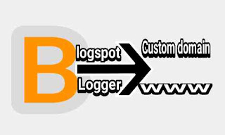 Cara custom domain di blogspot dengan mudah