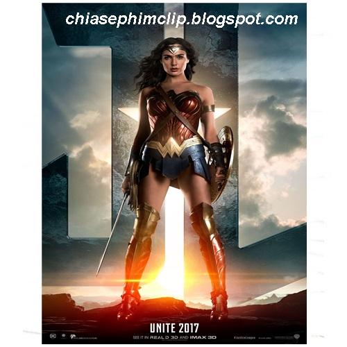 Phim Lẻ Nữ Thần Chiến Binh - Wonder Woman 2017
