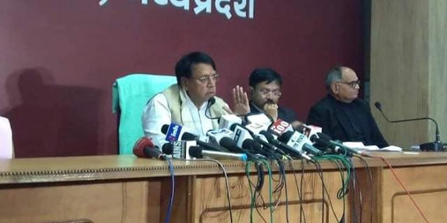 SHIVRAJ सरकार के मंत्री टोंटियां तक निकाल ले गए: PC SHARMA | MP NEWS