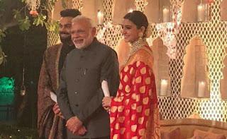 Inside Virat Kohli and Anushka Sharma's wedding reception : photos