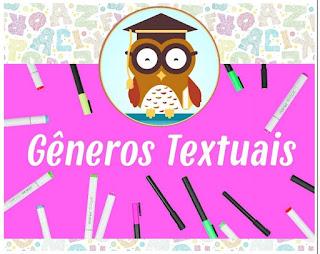 Tudo sobre gêneros textuais