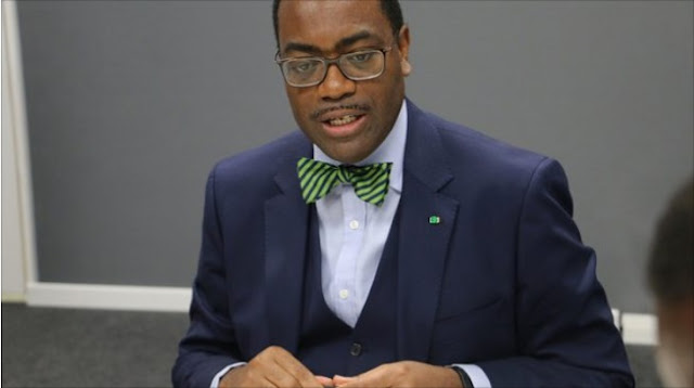 FULL TEXT: US treasury letter requesting probe of Akinwumi Adesina
