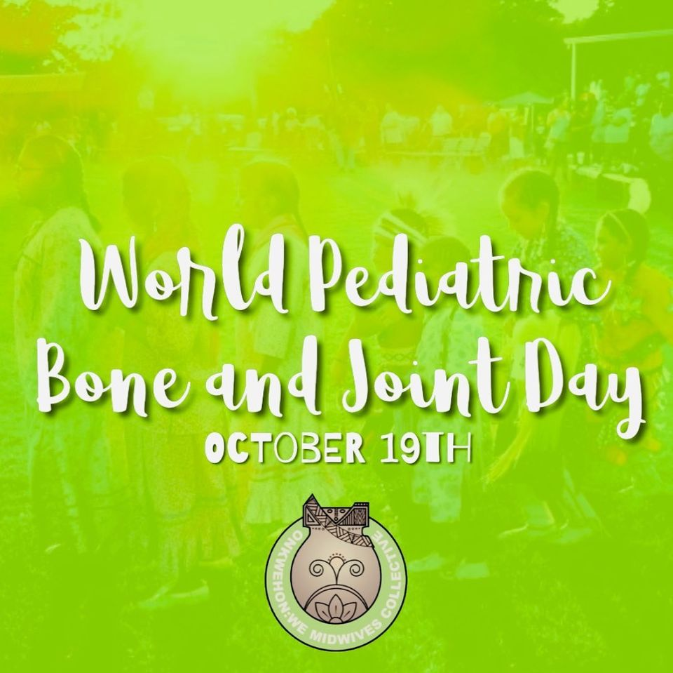 World Pediatric Bone and Joint Day Wishes Awesome Images, Pictures, Photos, Wallpapers