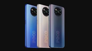 Poco X3 Pro and Poco F3 موبايل بوكو اكس 3 برو