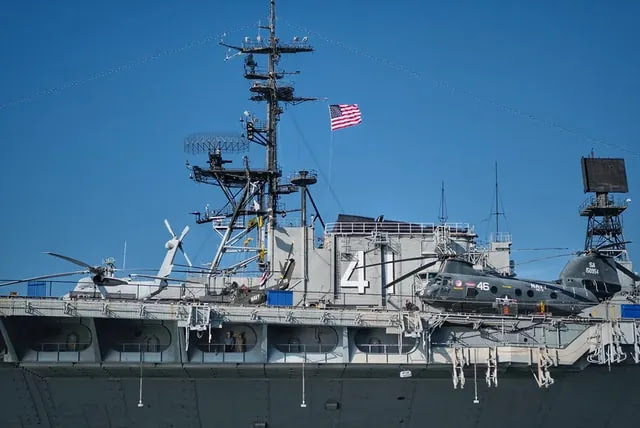 aprende ingles ejercito barco buque de guerra armada marina