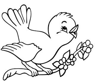 Desenhos de pássaros