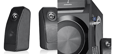 Harga Speaker Aktif Simbadda CST 2399 N - Multimedia Home Theater
