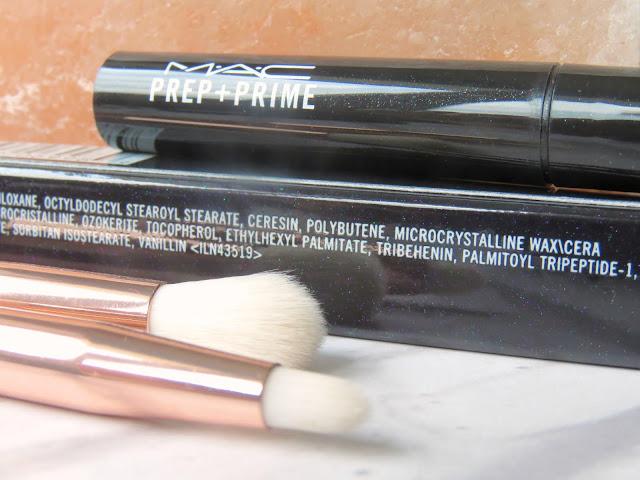 MAC Prep Prime primer pod ruz na pery