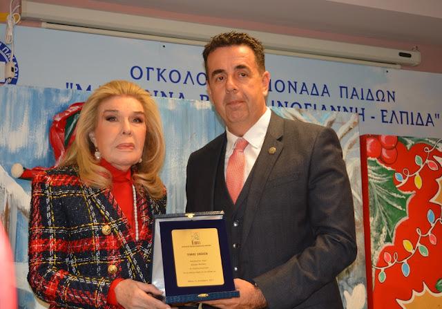 Μήνυμα ΕΛΠΙΔΑΣ από τον Δήμαρχο Ναυπλιέων Δ. Κωστούρο με αφορμή την Παγκόσμια Ημέρα κατά του Παιδικού Καρκίνου