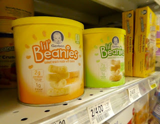 Coupon for Gerber Lil Beanies on sale at Publix