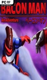 Bacon Man An Adventure Kyojim.com Cover 213x300 - Bacon Man An Adventure-CODEX