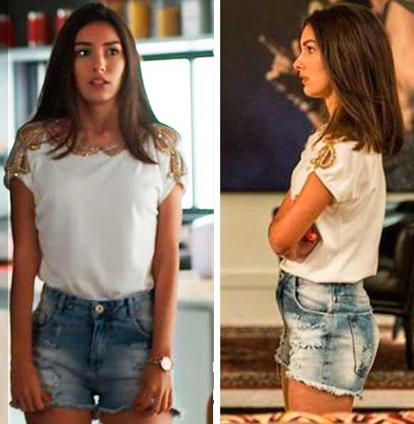 Yasmin (Marina Moschen) Rock Story looks