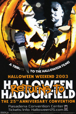 halloween 2003 a young peasant boy travels ten miles east to his very first convention celebrating the 25th anniversary of his favorite movie and