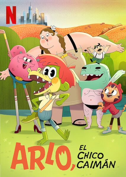 Arlo the Alligator Boy (2021) NF WEB-DL 1080p Latino
