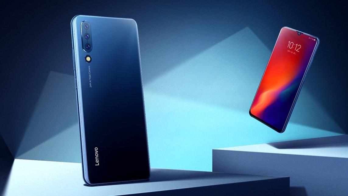 الإعلان رسميًا عن الهتف Lenovo Z6 مع المعالج Snapdragon 730، وثلاث كاميرات في الخلف