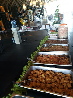 Catering Buffet for Wedding Bali