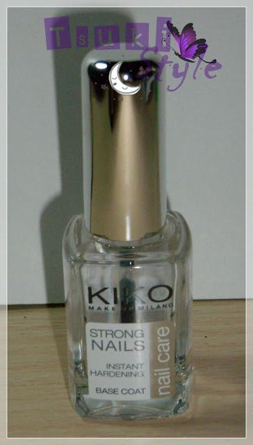 strong nails kiko
