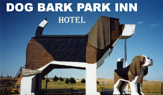 Best Western American Hotel dog park in